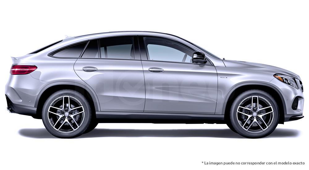Mercedes Benz GLC Coupé (2/2)