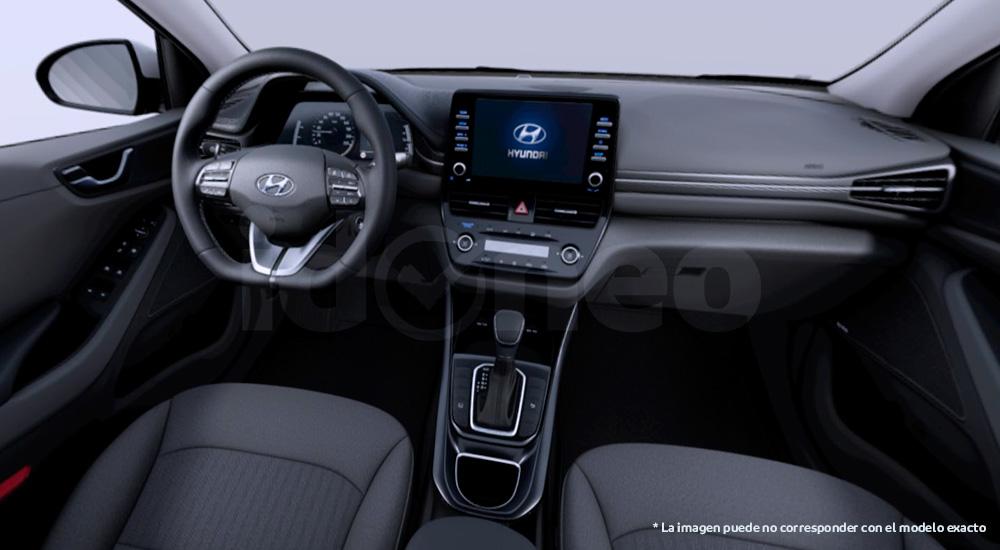 Hyundai Ioniq Híbrido (1/3)