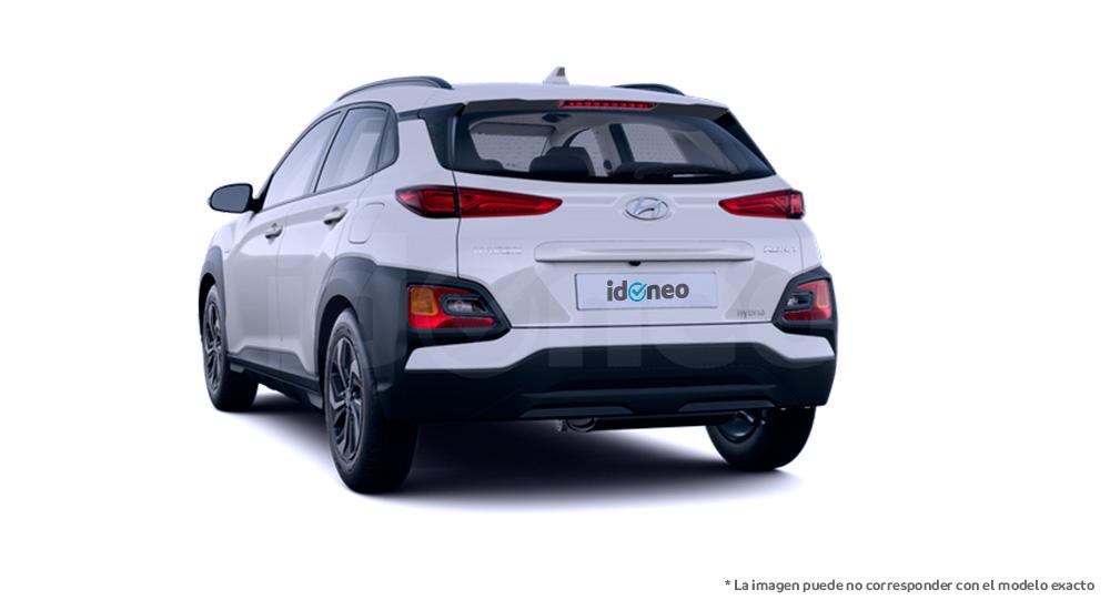 Hyundai Kona Híbrido (3/3)
