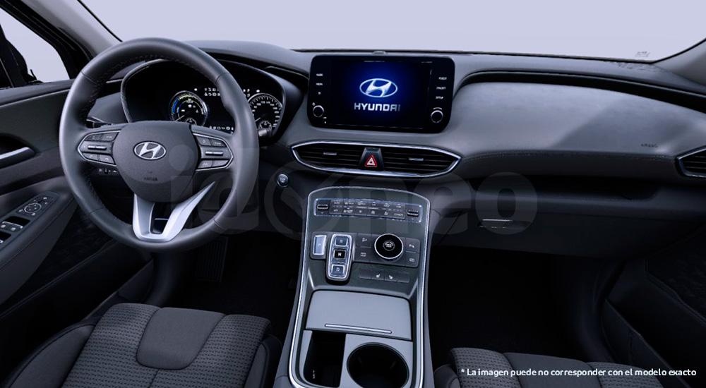 Hyundai Santa Fe (1/3)