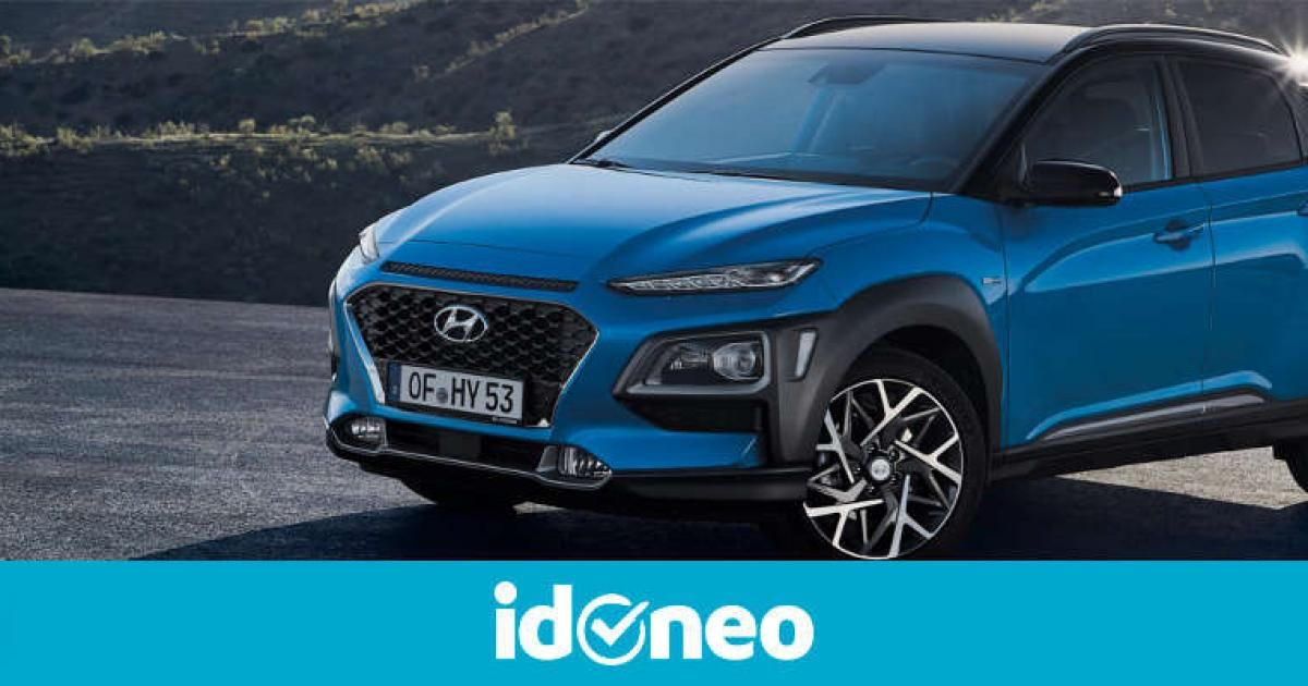 Hyundai Kona Híbrido Opiniones - idoneo