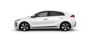 Hyundai Ioniq Híbrido Autoenchufable