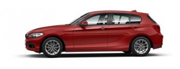 BMW Serie 1 cinco puertas