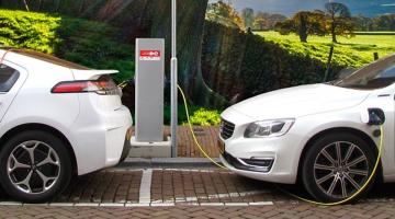 carga de coches electricos