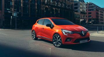 Nuevo Renault Clio (2019) visto desde fuera