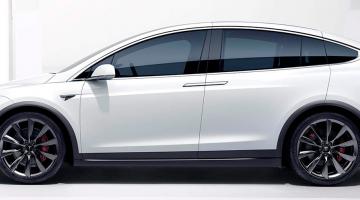 Renting tesla coche eléctrico