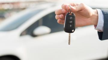 SUVs más económicos de renting