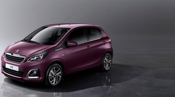 Frontal Peugeot 108