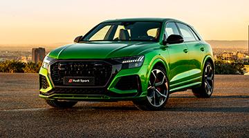 Audi Q8 Renting