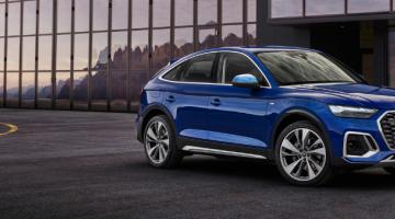 Audi q5 azul