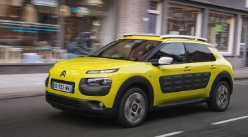 Citroën C4 Cactus - El nuevo diseño de los coches Citroën