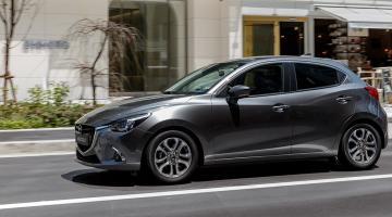 Mazda2 gris