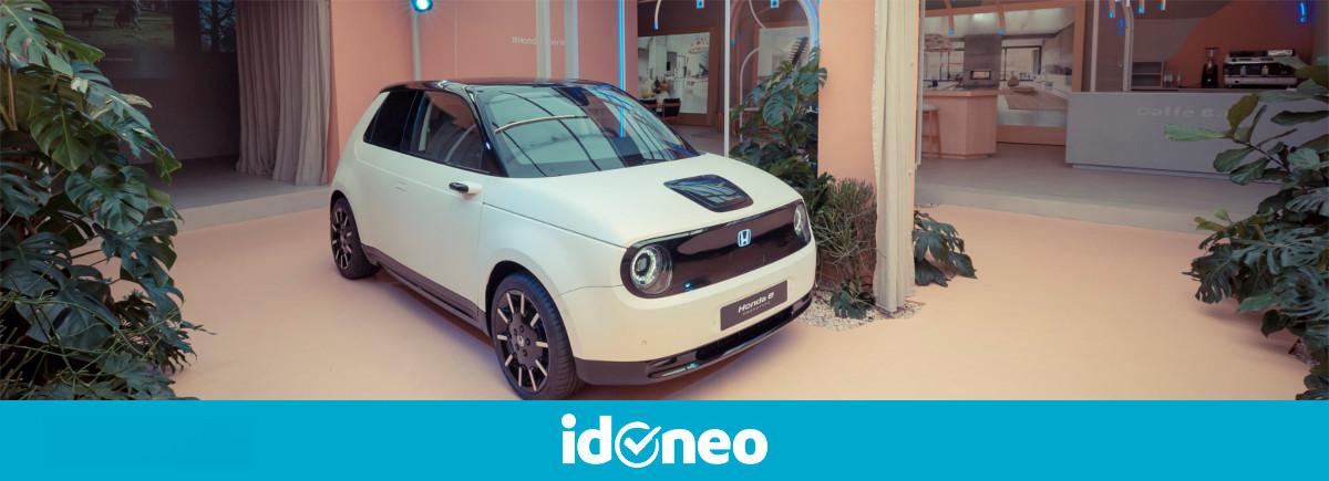 Presentación del nuevo Honda e 2020 - idoneo