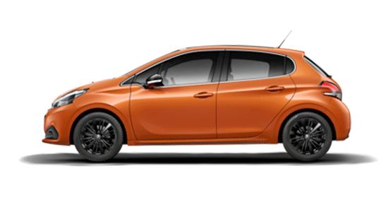 Peugeot 1.2L PureTech 60kW de renting