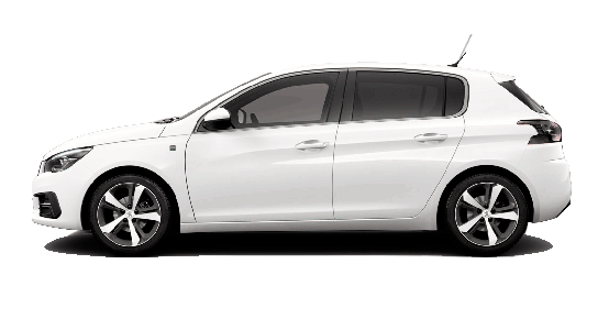 Peugeot 1.2 PureTech 96kW de renting