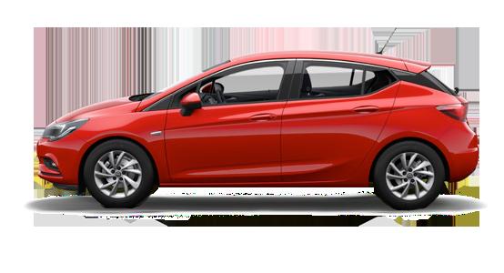 Opel Astra Dynamic 1.4 TURBO 110KW S/S de renting