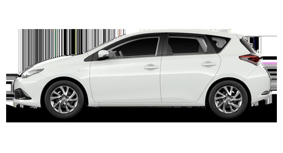 Toyota Auris de renting
