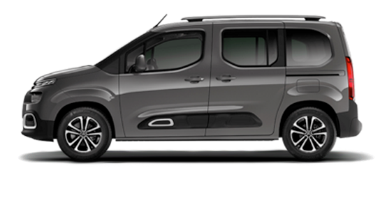 Citroën Berlingo gris