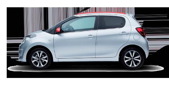 Citroën 1.0 VTI 53kW de renting