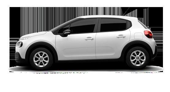 Citroën 1.2 PureTech 50kW de renting