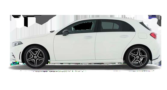 Mercedes Benz Clase A Compacto blanco