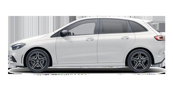 Mercedes Benz 2.1 B 200 D DCT de renting