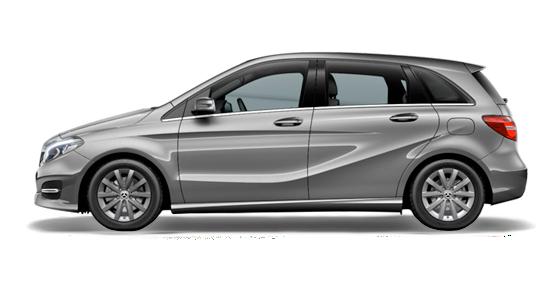 Mercedes Benz Clase B Sports Tourer gris
