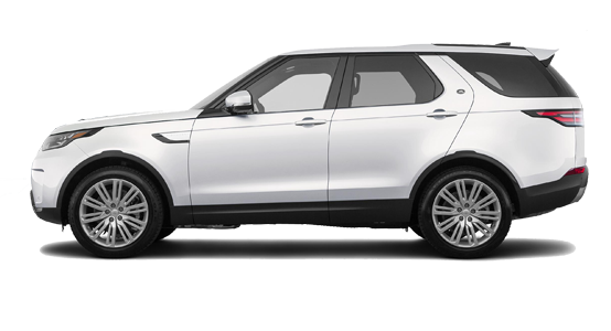 Land Rover Discovery fuji-white