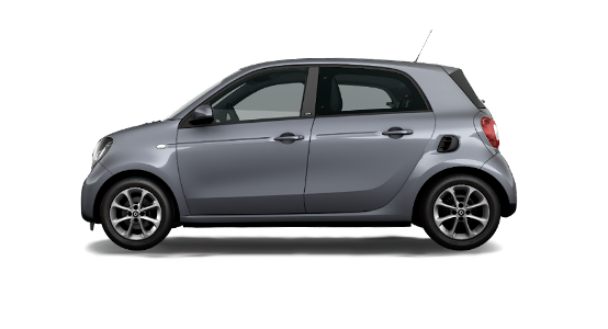 Smart forfour Passion 66 de renting