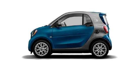 Smart fortwo electric drive coupe de renting