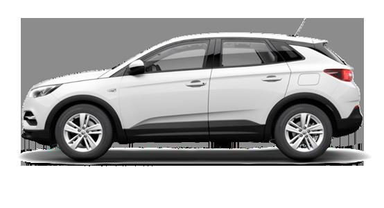 Opel Grandland X blanco