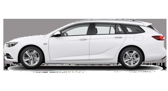 Opel Insignia Sports Tourer blanco
