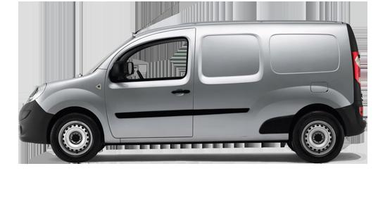 Renault Kangoo Furgón Profesional dCi 66kW de renting