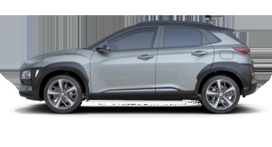 Hyundai Kona Eléctrico lake-silver