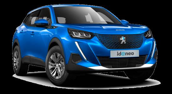 Peugeot 2008 electrico active de renting