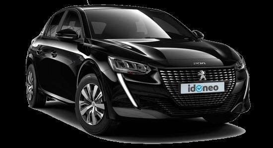 Peugeot 1.2L PureTech 81kW de renting