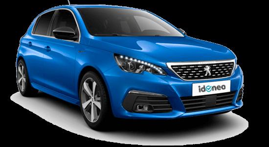 Peugeot 308 5 Puertas azul