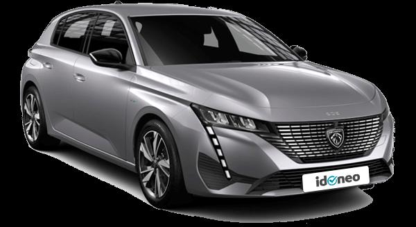 Peugeot 1.2 PureTech 81kW de renting