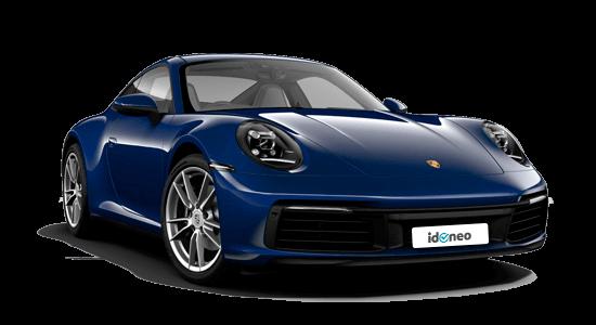 Porsche 911 Carrera de renting