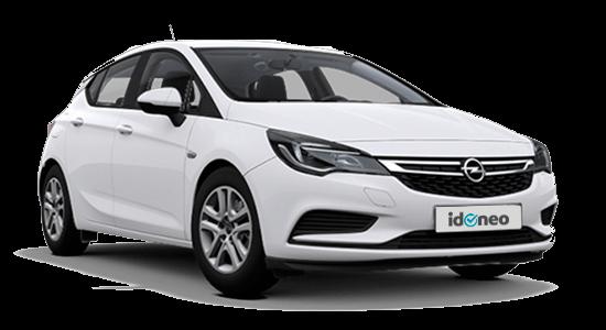 Opel 1.4 turbo 92kW de renting