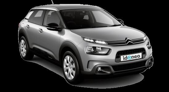 Citroën C4 Cactus BlueHDi de renting