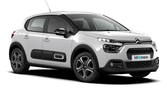 Citroën PURETECH 60KW (83CV) FEEL de renting