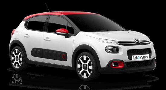 Citroën 1.2 PureTech 60kW de renting