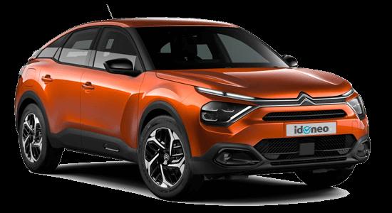 Citroën C4 naranja-atakama