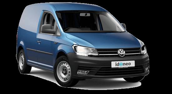 Volkswagen Caddy Profesional Furgón 1.4 TGI 81kW de renting
