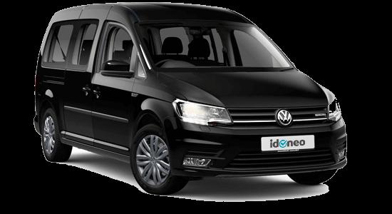 Volkswagen Caddy Maxi Trendline 1.4 TGI de renting