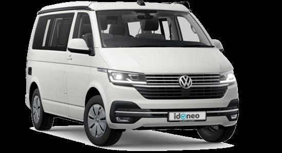 Volkswagen California 6.1 Ocean Batalla Corta 2.0 TDI DSG de renting