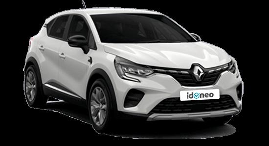Renault Captur Intens Tce 140cv Gpf de renting