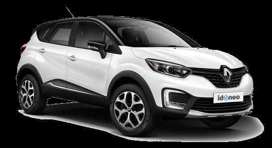 Renault Captur Zen 0.9 TCE ENERGY 66KW de renting