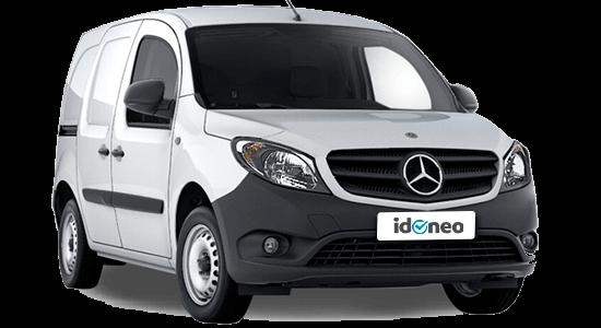 Mercedes Benz Citan 109 Furgon de renting